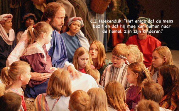 62. Gelovigen, ongelovigen en kinderen