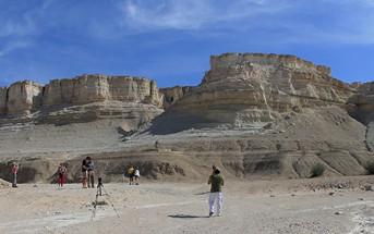 Sodom, de stad van as, ligt in het gebied van Hermon tot Rode Zee