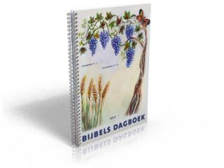 Bijbels dagboek deel 1