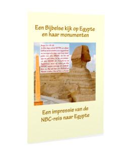Egypte en haar monumenten