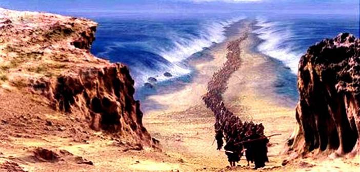Uittocht van Israel uit Egypte