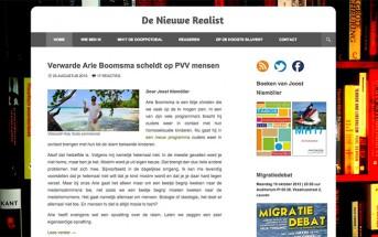 Joost Niemoller over Arie Boomsma